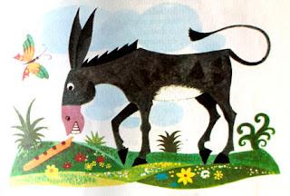 fabulas de iriarte el burro y la flauta