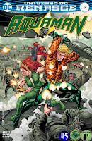DC Renascimento: Aquaman #5