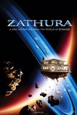 Zathura A Space Adventure (2005) Hindi Dubbed