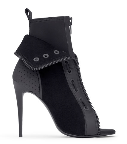 Alexander Wang x H&M Collection bootie