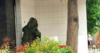 Satu Koper dan Tas Mencurigakan Ditemukan di Polda Metro Jaya