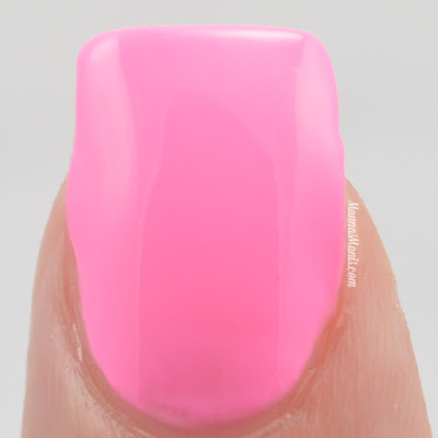 Top Shelf Lacquer  Valentine Moscato Float swatches