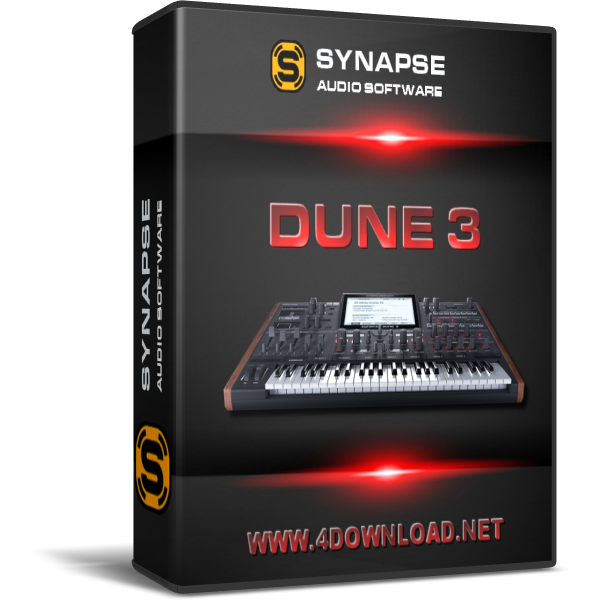 Download Synapse Audio - DUNE 3 Full version