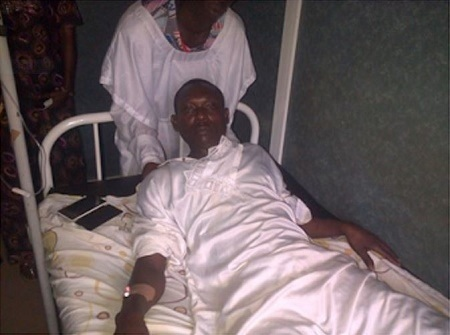 Assistant Commissioner of Police Tortures Celestial Church Pastor Leaving Him Hospitalized (Photo)