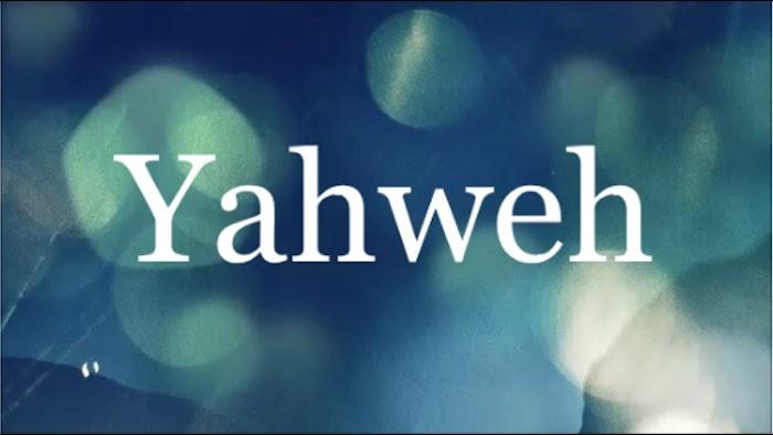 Yahweh Javé Significado Definição