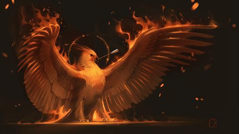 Şeşe Kuşu Efsanevi Yaratık