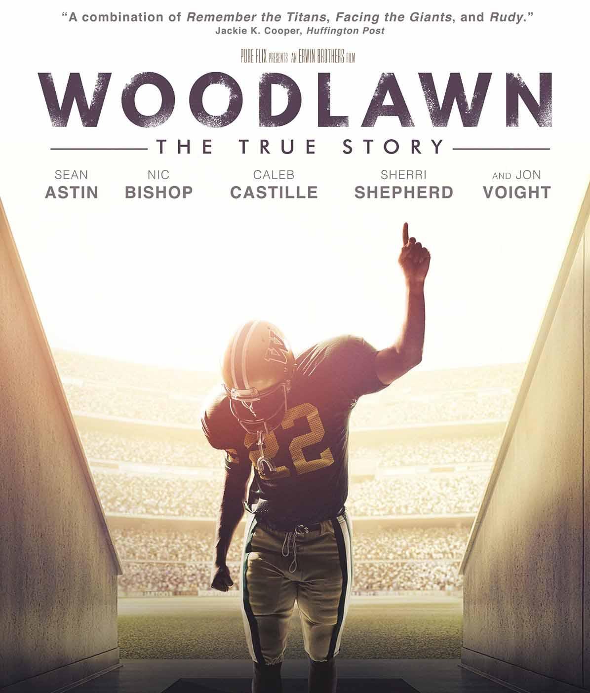 Woodlawn – Talento e Fé - HD 720p