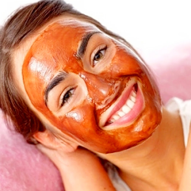 Magical Tomato Carrot Face Pack for Fair and Glowing Skin