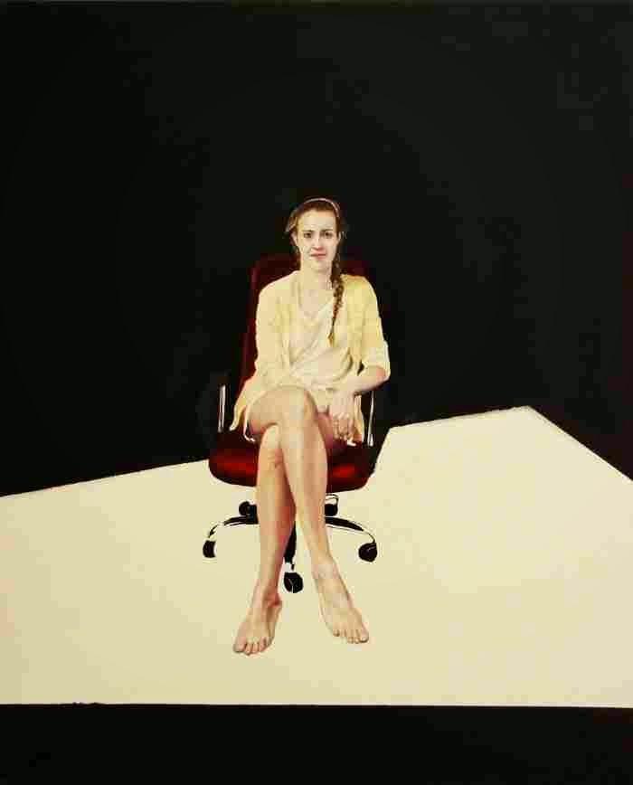 Польский художник. Piotr Szczur
