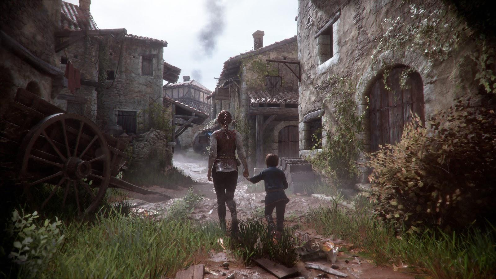 A Plague Tale Innocence PC ESPAÑOL (CODEX) 1