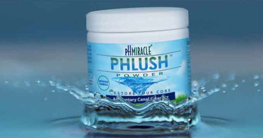 Cleanse with pHlush