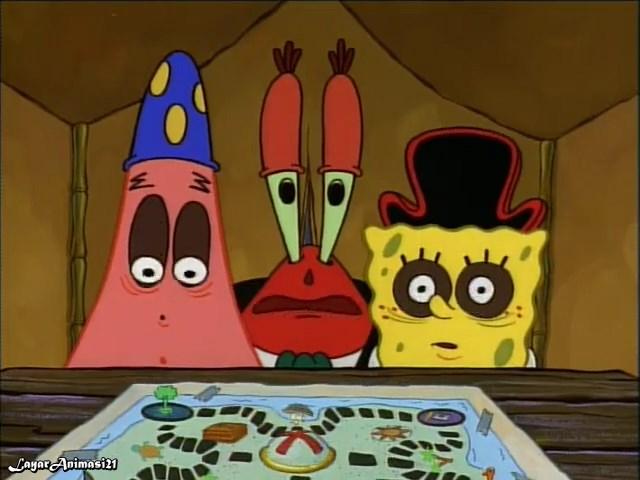 SpongeBob Season 1 Episode 17A - Arrgh! SD 480p Dub Indo