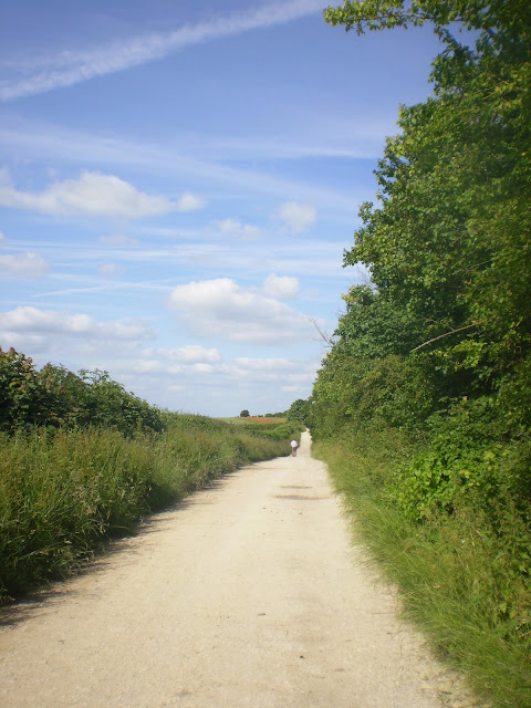 Journey Along the Ridgeway