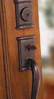 Reno locksmith decorative doorknob