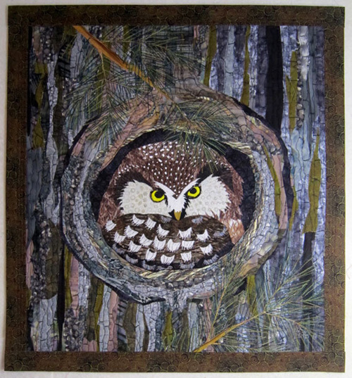 My Owl Barn Bsl Art Quilts