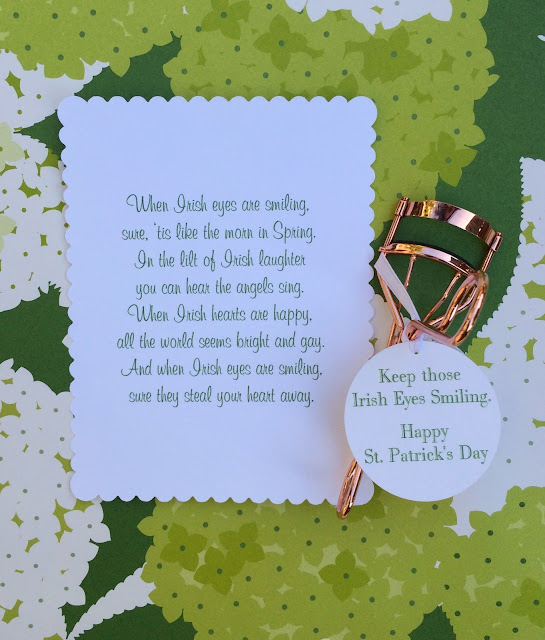 When Irish Eyes are Smiling - Fun St. Patrick's Day Gifts - www.jacolynmurphy.com
