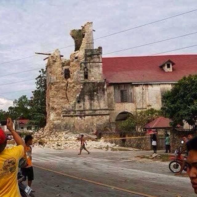 kuwento ni kapitan kokak: Bohol earthquake october 2013