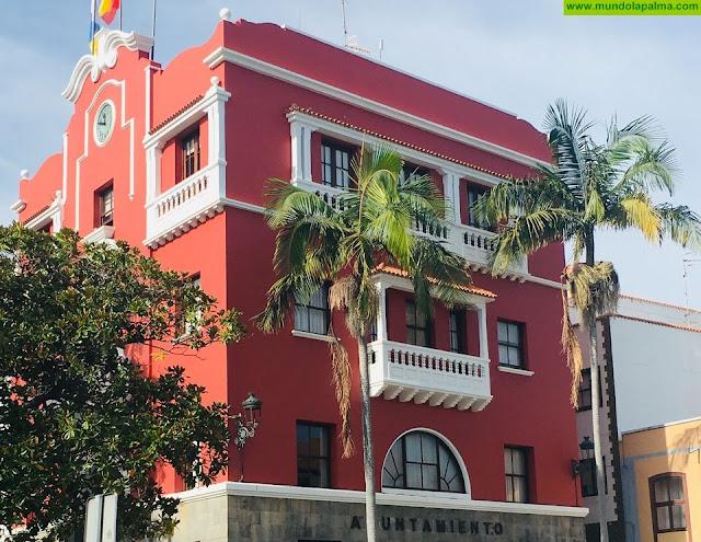 San Andrés y Sauces suspende los plazos de ingreso de los Padrones Fiscales de varias tasas municipales