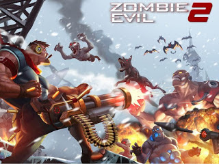 Zombie Evil 2 Mod Apk v1.20 (Unlimited Money) Terbaru