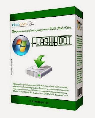 برنامج, مجانى, لعمل, اقلاع, مباشر, من, الفلاش, ميمورى, ومفاتيح, يو, اس, بى, FlashBoot, اخر, اصدار