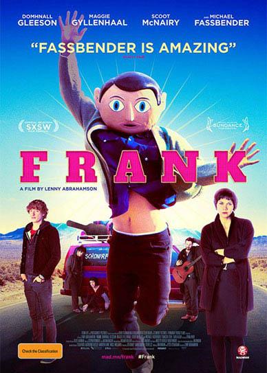 Frank [2014] [DVDR] [NTSC] [Latino]