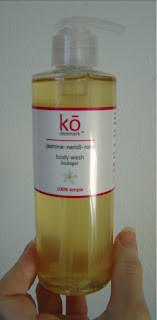 Kō Denmark's Organic Jasmine Neroli Rose Body Wash.jpeg