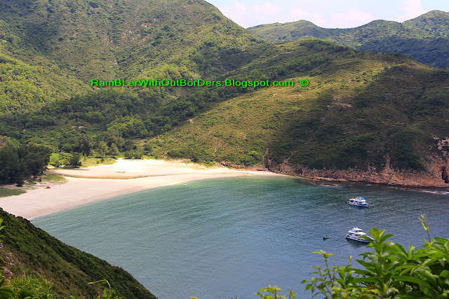 Long Ke Beach, Sai Kun Country Park, Hong Kong