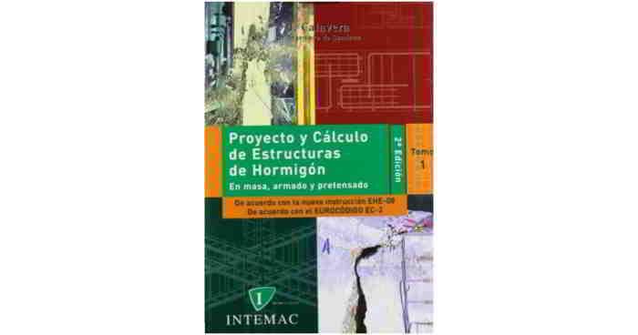 Descargar Proyecto y Cálculo de Estructuras de Hormigón - José Calavera