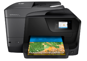 HP OfficeJet Pro 8710 All-in-One Printer Driver Downloads & Software for Windows