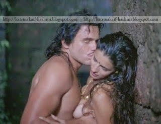 Helen Brodie Topless Body From Hindi Movie Monsoon