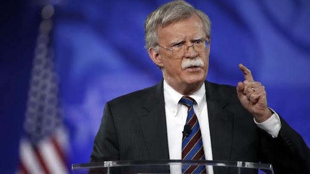 John Bolton visitará Rusia a finales de octubre