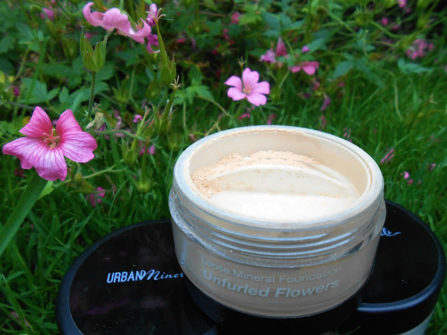 Urban Minerals - Mineral Make-up With Soul - Product Review