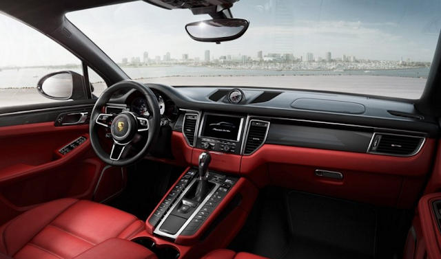 2018 Porsche Macan Release Date