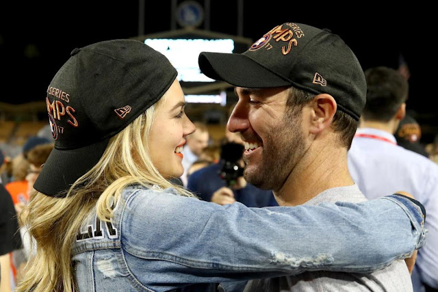 Justin Verlander, Kate Upton reportedly get married in Italy, miss Astros' World Series parade Onlinelatesttrends