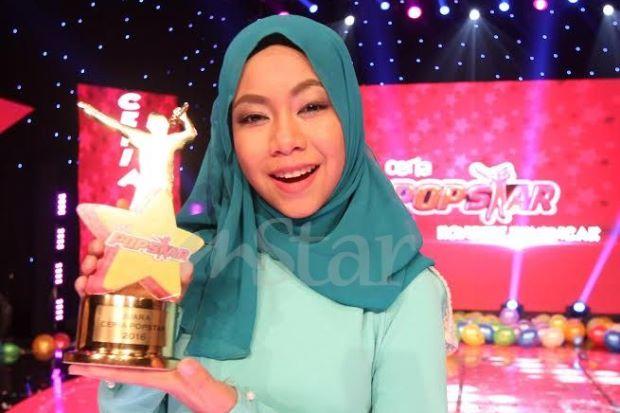 Jun Juara Ceria Popstar 2016, Bawa Pulang Hadiah RM23,000