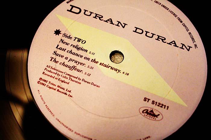 Duran Duran y sus actividades extracurriculares