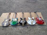 grosir gitar custom