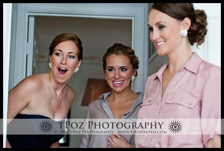 Annapolis Wedding prep