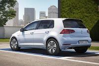 Volkswagen e-Golf (2017) Rear Side