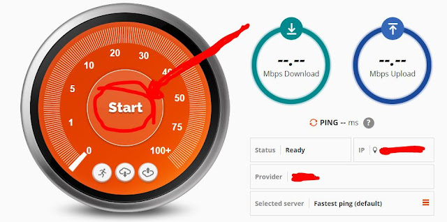 speed test،test speed،قياس سرعة النت