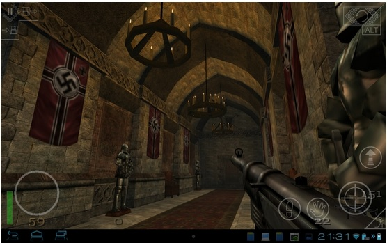 Return To Castle Wolfenstein (Apk+Obb) Android DOWNLOAD