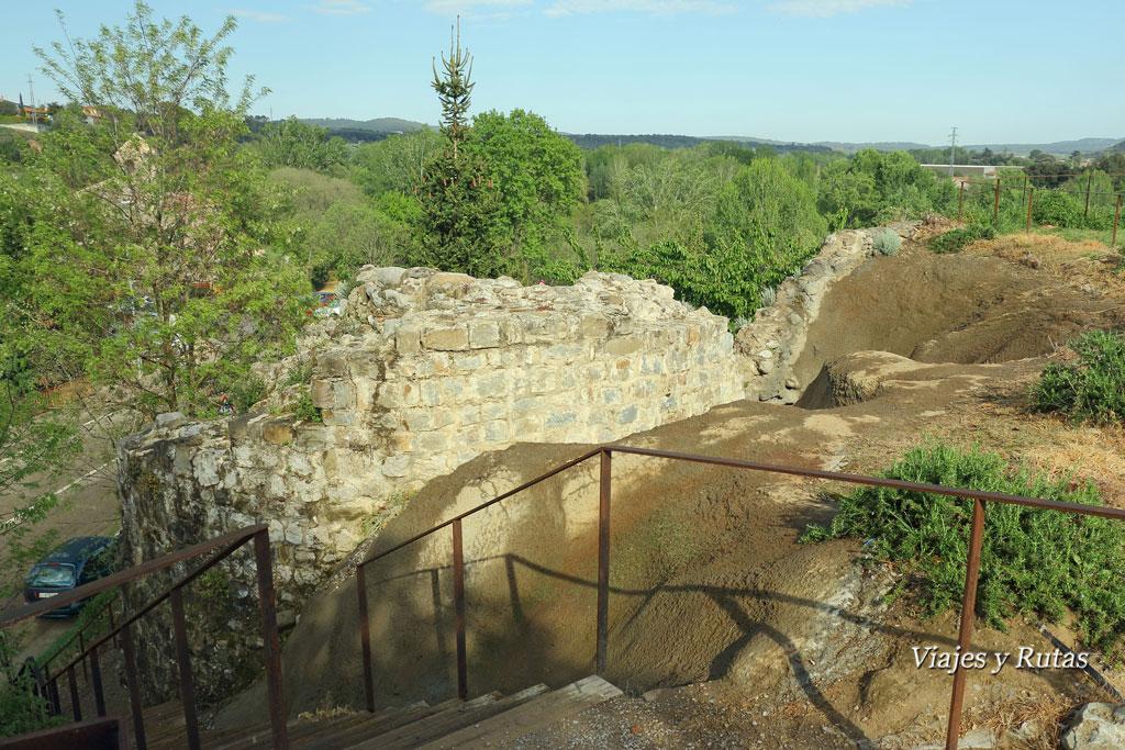 Ruinas arqueológicas de la Devesa, Besalú, Girona