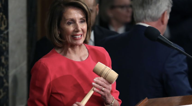Pelosi: The Constitution considers me equal to Trump
