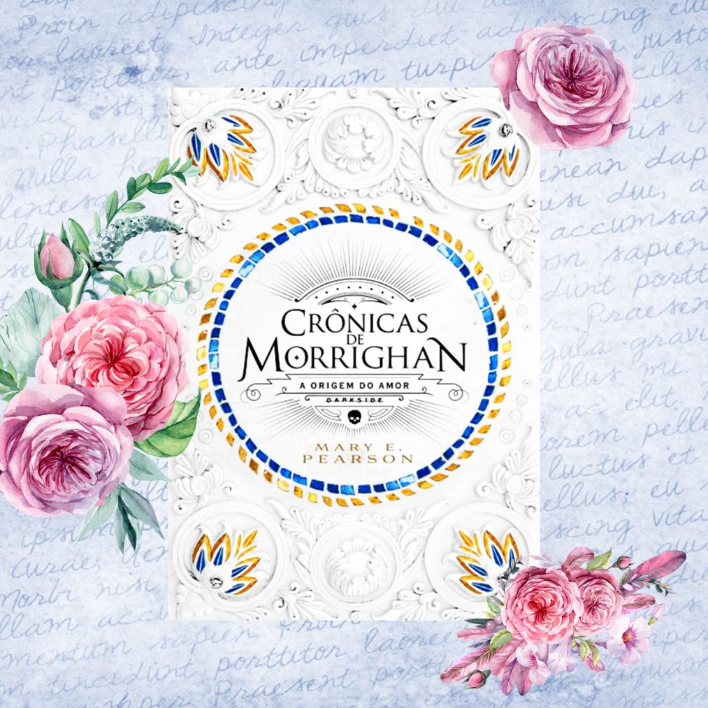 Crônicas de Morrighan, de Mary E. Pearson