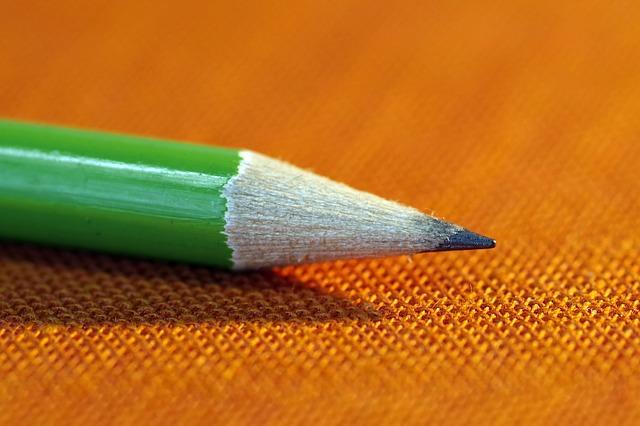 Arti Sebuah Pensil