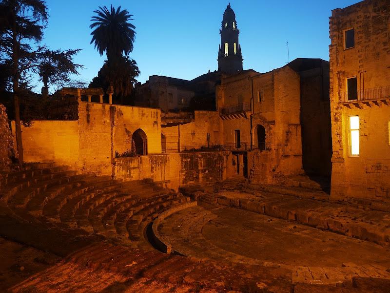 Römische Theater in Lecce
