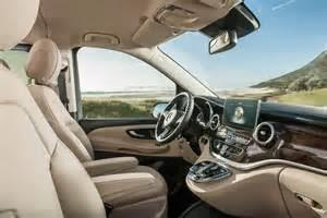 New Mercedes-Benz V-Class Sebagai Super Luxury MPV