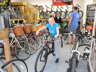 portsmouth cycle exchange bicycle selection