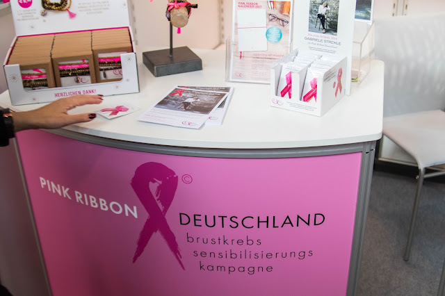 Pink Ribbon, Buchmesse, Brustkrebs, Frankfurt