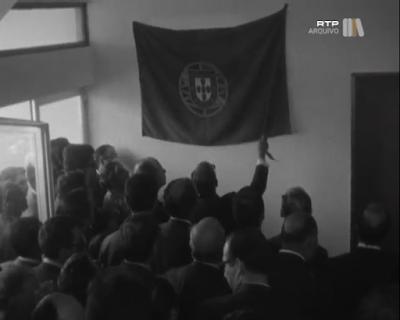 Visita de Baltazar Rebelo de Sousa a Maiorca